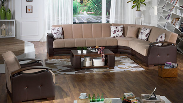 Karla sectional