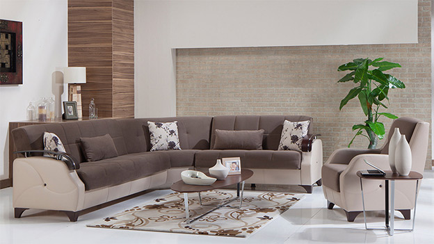 Karla Sectional (Ekol Vizon)