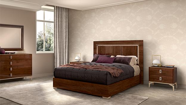 EVA_Modern Italian bedroom