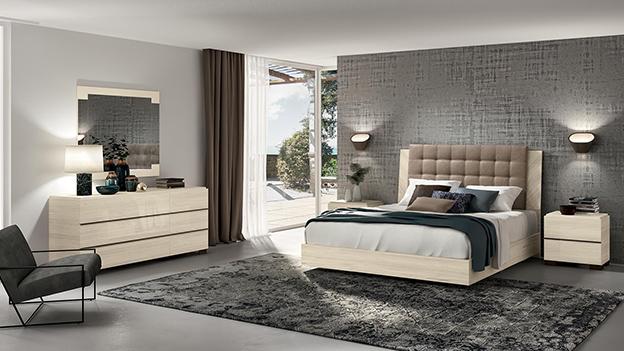 Perla Italian bedroom