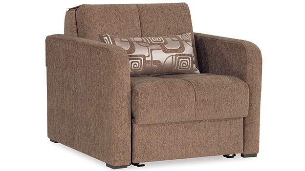 Fit - Chair Bed - Brown