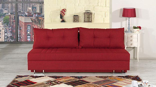 Havana Sofabed - Red
