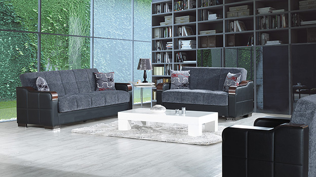 Metropol Sofabed - Gray
