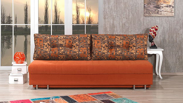 Havana Sofabed - Orange