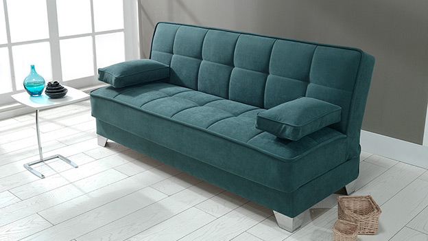 Step Sofabed (Green)