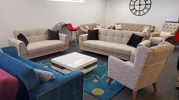 Astor sofabed beige