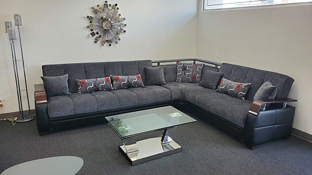 Dogal Sectional_Gray