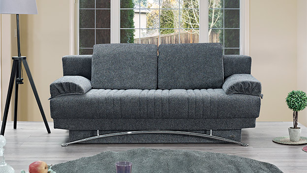 Fontana Gray queen size sofabed
