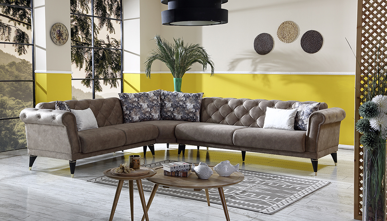 Salerno Sectional sofabed