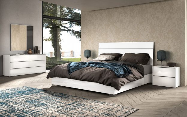 Luna Italian bedroom